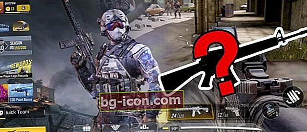 10 bästa och hårdaste COD-mobilvapen för Pro Player-val   Enträffsdöd!