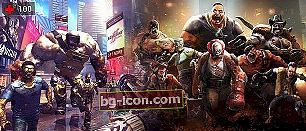 10 bästa Android Zombie War-spel (offline och online)