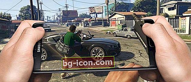 Hur man spelar GTA 5 på en Android-telefon gratis utan att vara långsam, ingen anledning att installera!