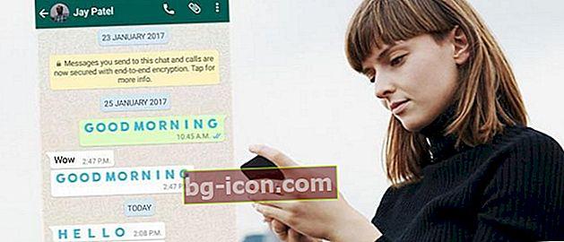 Hur man gör text i färg på WhatsApp (INGEN ROT!)