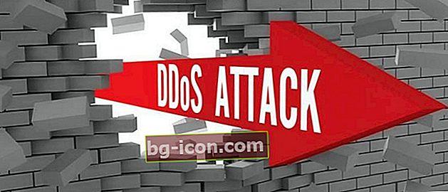 10 Hacker-programvara för att utföra DDoS-attacker