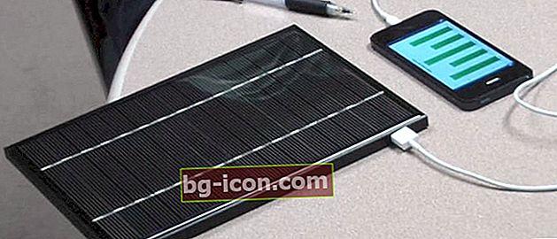 6 saker du måste leta efter innan du köper en solcellsladdare