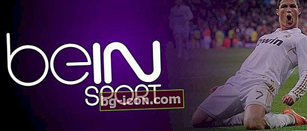 De 10 mest kompletta webbplatserna för livestreaming, Full Bein Sports 1-3