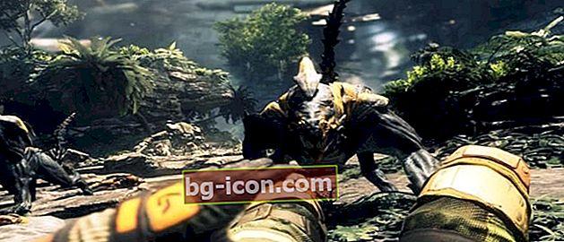 De 5 bästa FPS-spelen för PC, PS4 och Xbox One 2017