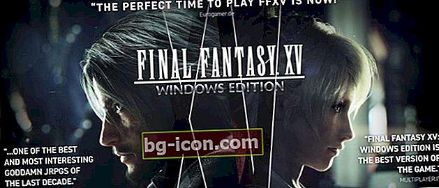 Recension: Final Fantasy XV för PC, ett MÅSTE spela 2018-spel!