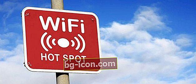 Oskiljaktig, det här är skillnaden mellan Wi-Fi och Hotspot!