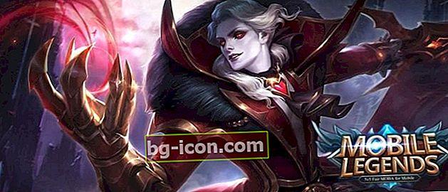 Recension av Indepth Alucard i Mobile Legends: Make You Immortal!
