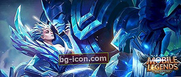 Guide Aurora Mobile Legends: Hero Mage fryser alla fiender!