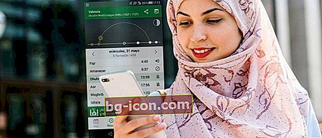 De 11 bästa islamiska Android-applikationerna under Ramadan-månaden, om Gud vill, kommer att ge fler belöningar!