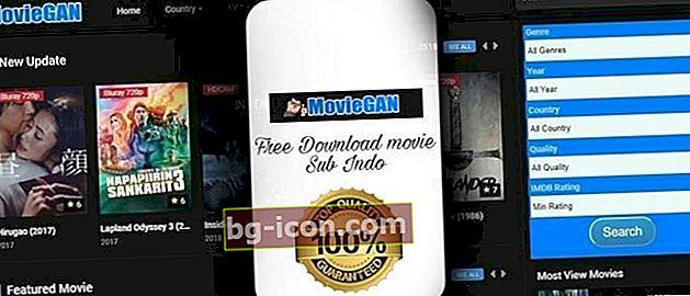 Última dirección del sitio Moviegan 2020 | ¡Completo con tutoriales de descarga!