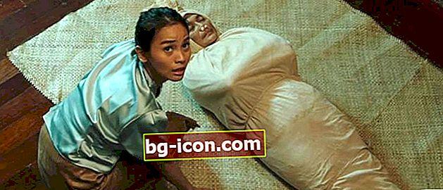 Titta på filmen Jaga Pocong (2018)   Terror från Pocong!