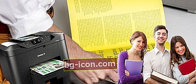 Cómo imprimir de ida y vuelta en Microsoft Word y PDF, ¡es realmente fácil!
