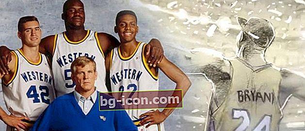7 av de bästa filmerna med basket-tema genom tiderna, det finns en Kobe Bryant-film!