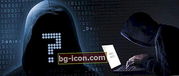 Det visar sig att detta är skillnaden mellan hackare och crackers, vem är farligare?