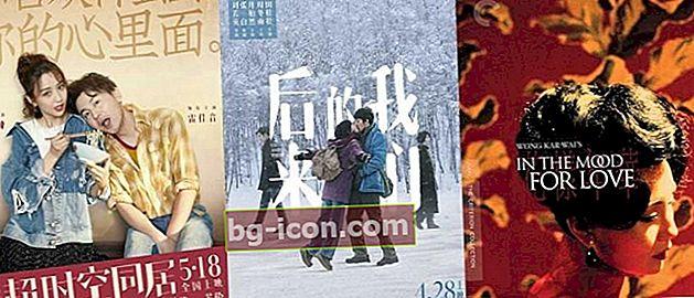 ¡Cuidado con Baper! Las 7 mejores películas románticas chinas de todos los tiempos