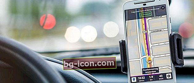 Sätt att förbättra din GPS-noggrannhet