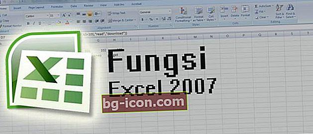 Kompletta Microsoft Excel 2007-formler och formler du måste lära dig