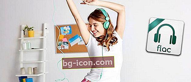 Kampungan MP3! Det här är skillnaden med FLAC som njuter av örat