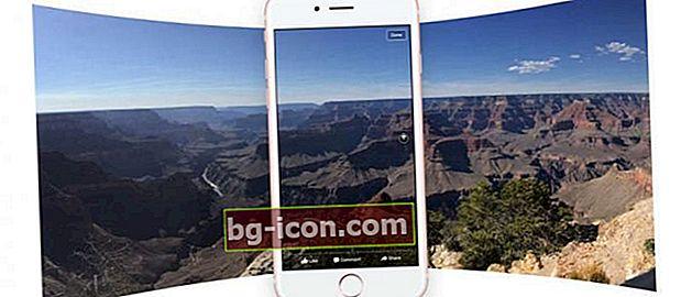 Häftigt! Så här gör du 360 graders foton och lägger upp dem på Facebook