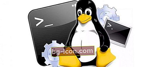 Samling av grundläggande kommandon i Linux som du måste veta