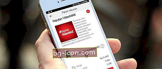 Nöjd med Internet, så här använder du Telkomsels VideoMax-kvot!
