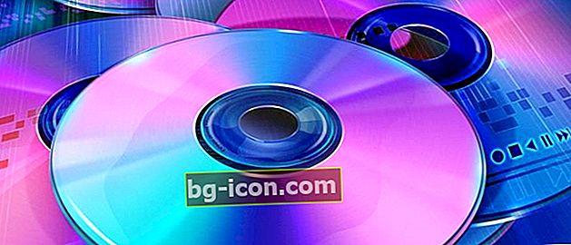 Snabba och enkla sätt att skapa coola CD-etikettdesigner utan Photoshop