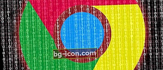 Rätt sätt att se sparade lösenord i Google Chrome