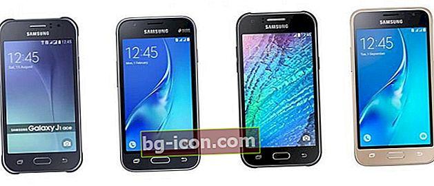 Maneras fáciles de rootear Samsung Galaxy J1 (todas las versiones)