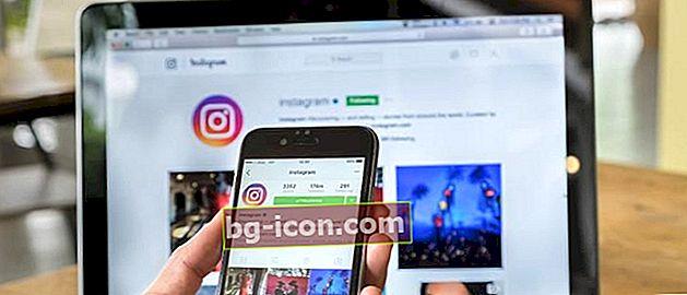 2 enkla sätt att ladda upp Instagram-videofoton från en dator