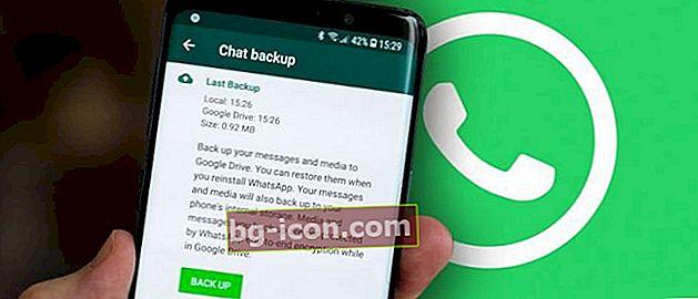 Så här säkerhetskopierar du och återställer WhatsApp-chattar via Google Drive