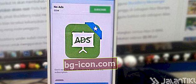 Hur bli av med annonser på BBM Android GRATIS utan rot