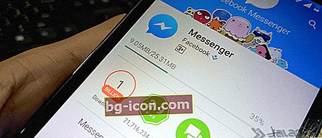 3 sätt att chatta på Facebook utan att installera Messenger på Android