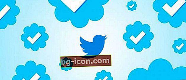 Så här får du verifiering på ett Twitter-konto