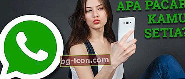 Hur kapar jag WA Girlfriend från en Android-smartphone!