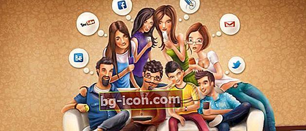 6 faror med sociala medier för användare, de kan göra dig galen!