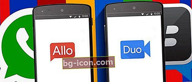 WhatsApp är föråldrat, Google har mer sofistikerad Allo och Duo!