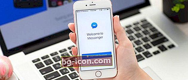 10 hemliga saker du kan göra med Facebook Messenger-applikationen