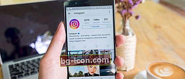 """Hur man """"stjäl"""" folks Instagram-profilfoton med lätthet!"""