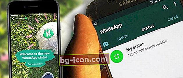 Hur man sparar någon annans WhatsApp-status utan ytterligare applikationer!