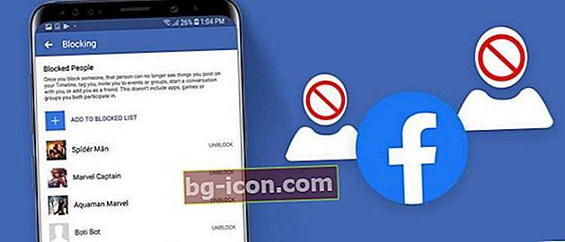 Detta är det enklaste sättet att avblockera på Facebook, utan hack!