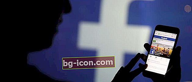 Hur man magikerar Facebook så transparent utan rot