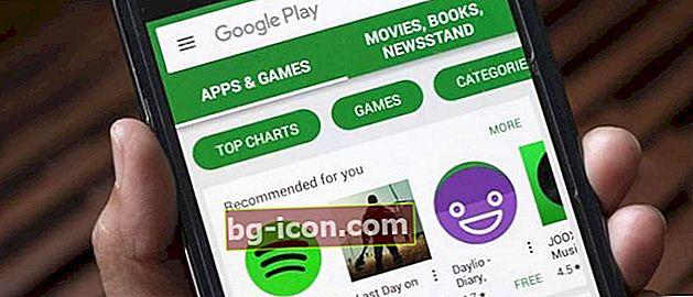 7 Aplicaciones prohibidas que no están en Google Play Store