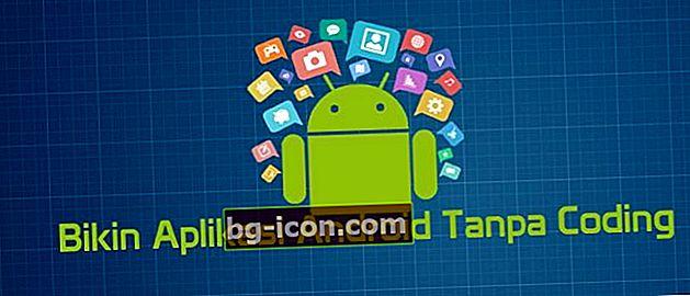 5 Programvara för att skapa Android-applikationer utan kodning