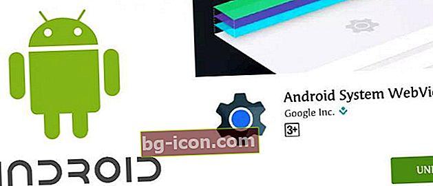 Här är funktionerna i Android System Webview som du borde känna till
