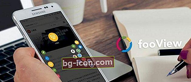 Underbar! Denna applikation kan ersätta 6 andra Android-applikationsfunktioner