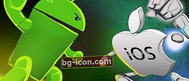 Dessa 3 applikationer kan göra din Android mer AVANCERAD än iPhone