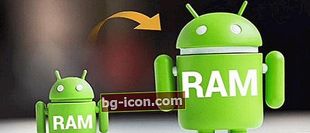 5 bästa RAM Booster-applikationer för alla typer av Android