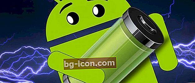 100% Fungerar! 5 bästa Android-batterisparlappar