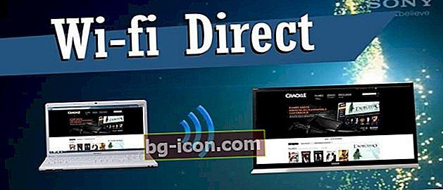 Lär dig vad som är Wifi Direct och hur det fungerar