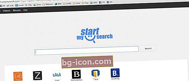 Effektiva sätt att eliminera Mystart-sökning och liknande adware i webbläsare på din dator